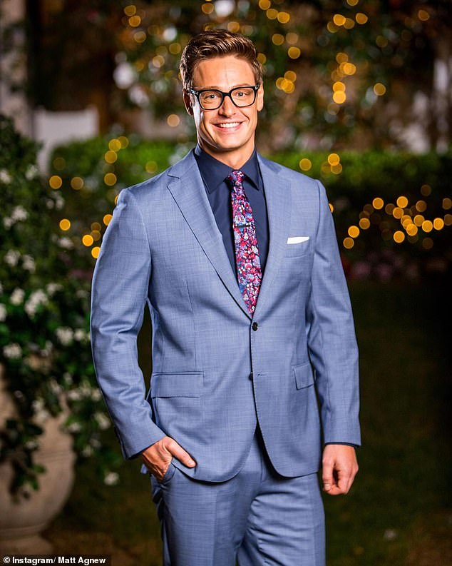 Passion project: The handsome astrophysicist said that while he has no regrets about taking part in the dating show and not finding lasting love, it has given him an opportunity to talk about his passion, science, to a broad audience