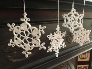 Verity Watkins' decorations