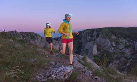 'A head torch is the most important piece of kit.'