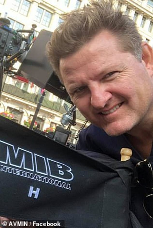 New man: Lauren is now believed to be dating multi-millionaire jet tycoon Paul O'Brien (pictured), who happens to be the ex-boyfriend of Sunrise host Sam Armytage