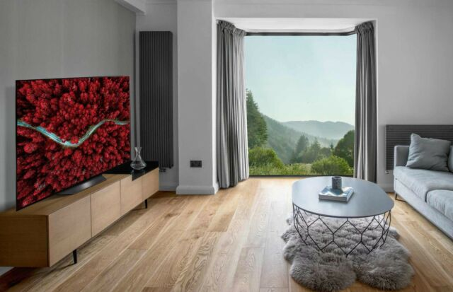 LG's BX OLED TV is one of the best premium TVs for most people.