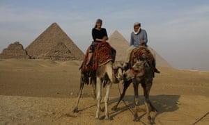 Suzanne Harris and Tom McAtee Pyramids 2012