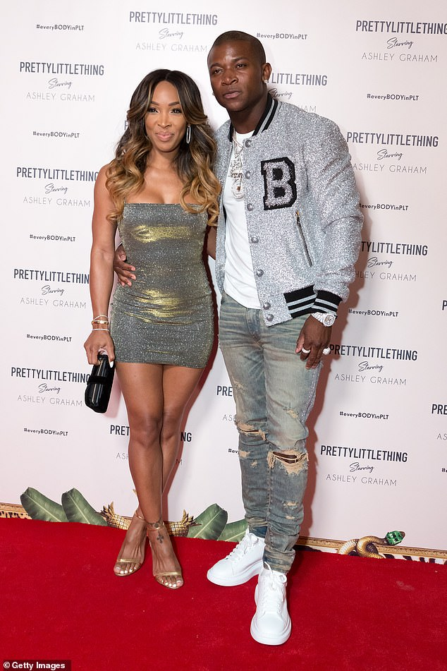 In the past:Malika dated O.T. — who's full name is Odis Flores — off and on for a few years before they went their separate way romantically despite her pregnancy; seen in 2018