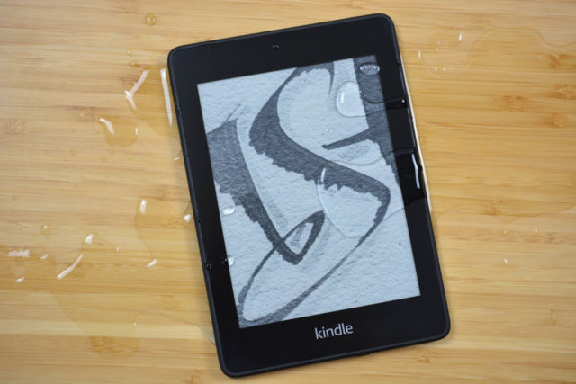 Amazon's waterproof Kindle Paperwhite is one of the best e-readers for most people.