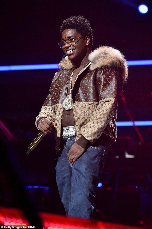 The latest:Kodak Black donated $20,000 toward a toy drive to disperse to kids in his native Broward County, Florida. He was pictured in NYC in 2018