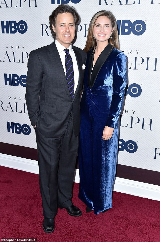 The latest: Lauren Bush Lauren, 36, said on Instagram Sunday that she and husband David Lauren, 49, are expecting their third child. The couple was snapped in NYC last year