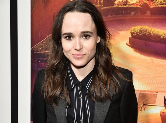 Ellen Page comes out as transgender, reveals name as Elliot Page