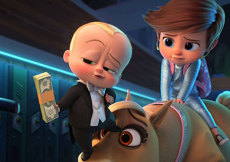 The Boss Baby: Family Business Delayed by Universal & Dreamworks