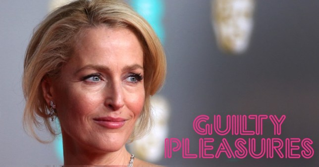 The Crown star Gillian Anderson