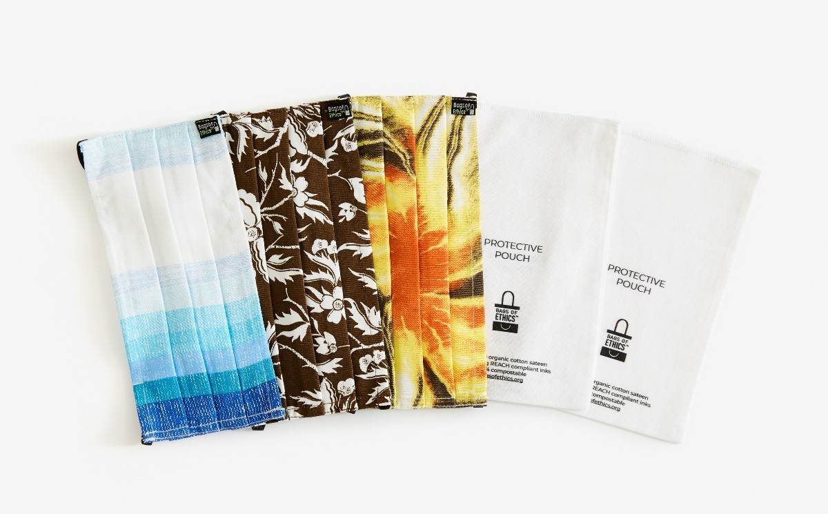 BFC and CFDA team up to launch designer face masks