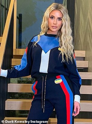 Absent from Instagram: Dorit has not been seen on her page in a week