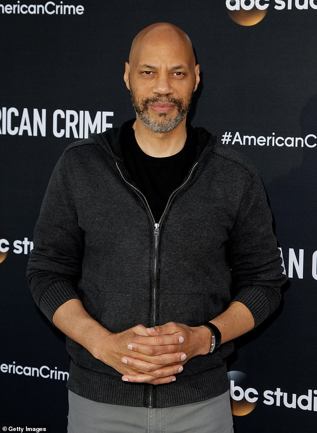 Imagination: John Ridley, who wrote the screenplay for 12 Years A Slave will write the new series, which is set in a future Gotham City