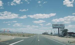 Route 66, USA.