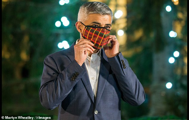Last week, London Mayor Sadiq Khan argued that we should extend the annoyance to outdoors ¿ on our high streets ¿ to protect our fellow Christmas shoppers