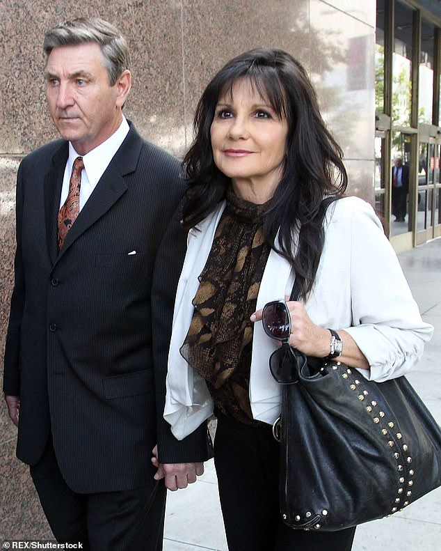 Cause and effect: Jamie allegedly assaulted his grandson Sean, then 13, in September 2019. Days later, Britney's custody arrangement with her ex Kevin Federline went from 50¿50 to 70¿30 in his favor; seen with Lynne Spears in 2012