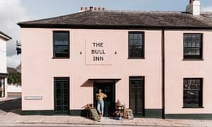 Geetie Singh-Watson, owner of The Bull Inn Totnes