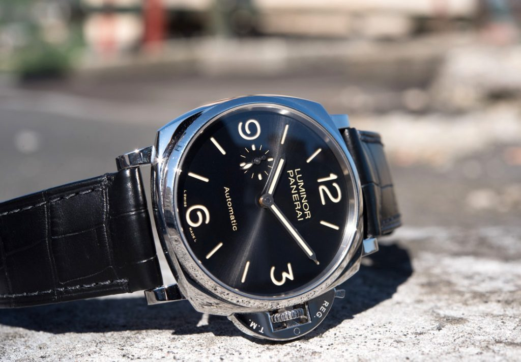 A Guide to Panerai Luminor Due