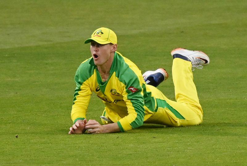 © Reuters. First One Day International - England v Australia