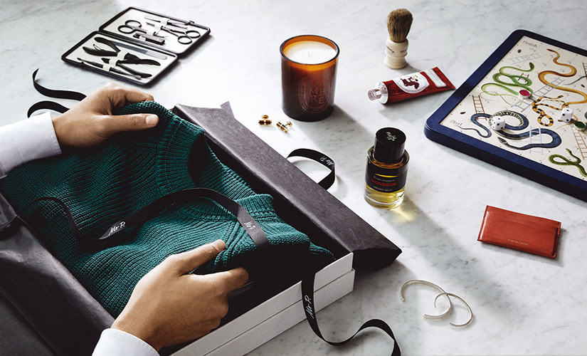 Birthday Gift Inspiration for the Man Who Has It All