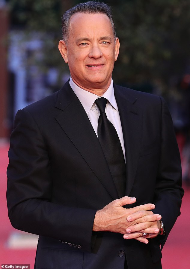 Icon: Tom Hanks is hosting a primetime TV special called Celebrating America the night of the Joe Biden inauguration