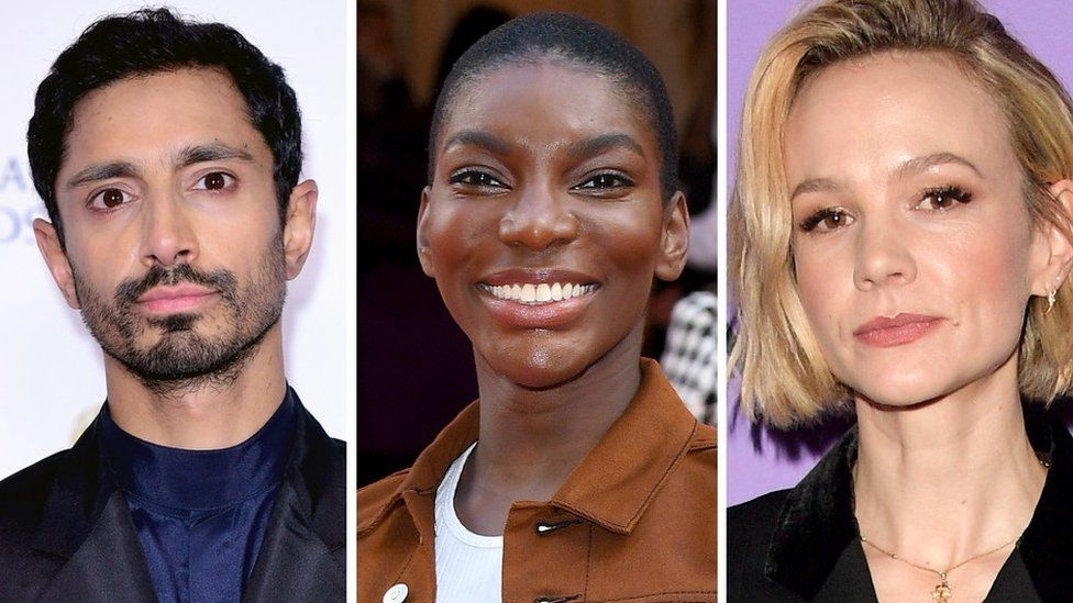 Riz Ahmed, Michaela Coel, and Carey Mulligan are all up for awards