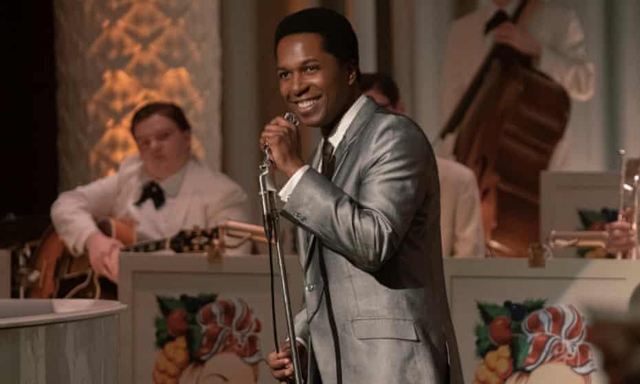 Leslie Odom Jr in One Night in Miami.