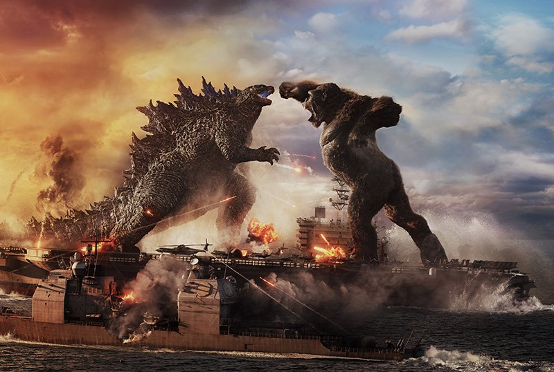 Godzilla vs. Kong Trailer Pits Two Titans Against Each Other!