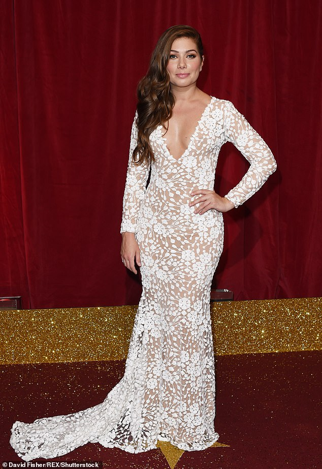 Will she be back?Hollyoaks star Nikki Sanderson, 36, has hinted she'd be open to returning to Coronation Street as hairdresser Candice Stowe