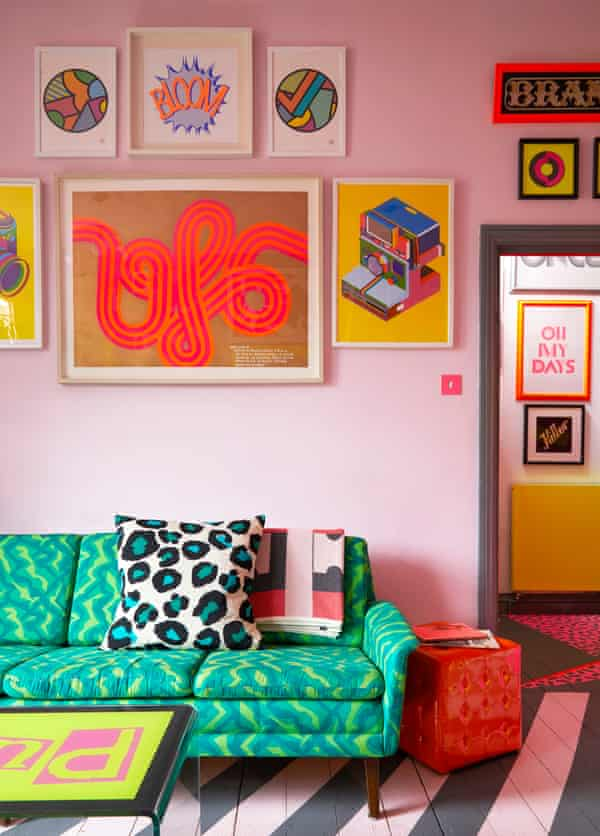 'All you need is two colours and a roll of masking tape': how to give your floorboards a makeover