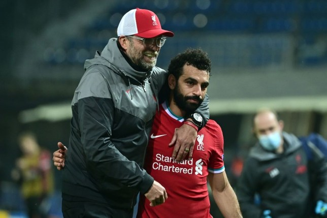 Mohamed Salah says he is not keen on being rested by Liverpool boss Jurgen Klopp