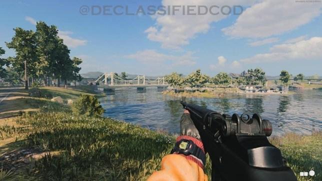 Call Of Duty: Warzone map leak