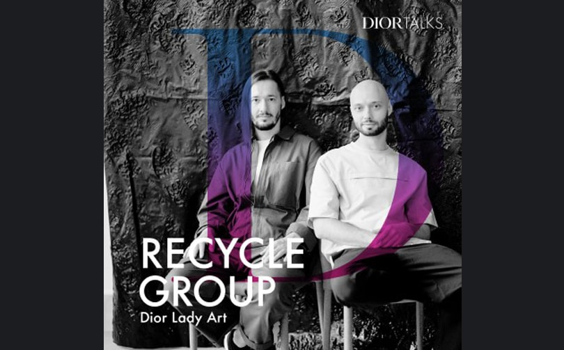 Podcast: Dior Talks interviews the Recycle Group's founders
