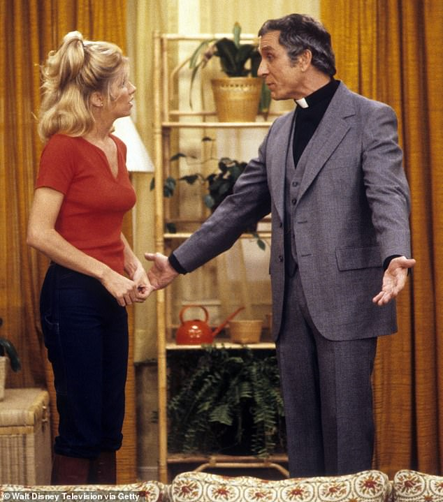 They worked well together: Suzanne Somers remembered her Three's Company costar Peter Mark Richman after his death at 93; seen together on the show in 1978