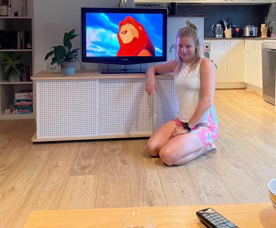 Ellen Leabeater overcomes her childhood traumas and watches the Lion King (minus the songs).