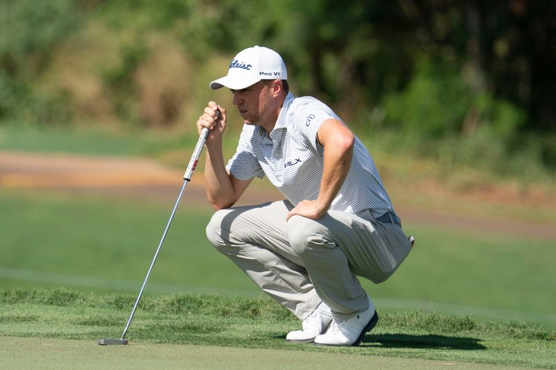 © Reuters. PGA: Sentry Tournament of Champions - Third Round