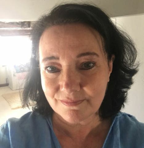 <p>62-year old Val Stimson from Birchington died on Tuesday, just a week after testing positive for coronavirus</p>
