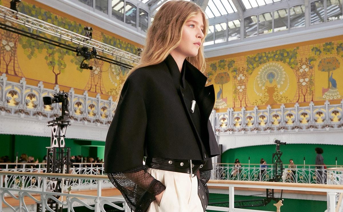 Video: Louis Vuitton presents its SS21 womenswear fashion show