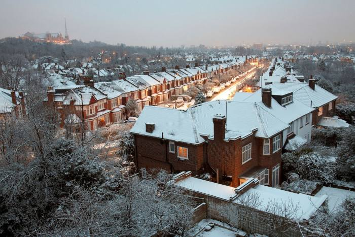 Muswell Hill, north London