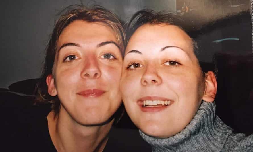 Emma John and her sister Kate