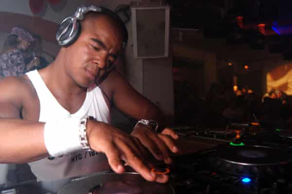 Erick Morillo in 2004: the late DJ was accused of sexual assault.