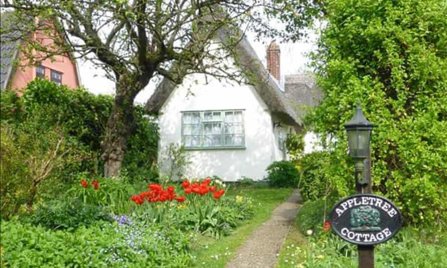 Apple Tree Cottage exterior