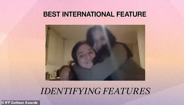 Winner:The inaugural award went to Identifying Features, with director Fernanda Valadez accepting the award