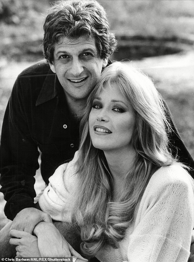 Roberts and her husband, Barry, are pictured in 1985. Barry tragically passed away in 2006, leaving Roberts a widow after 32 years of marriage. She did not re-marry, and did not appear in any films or TV shows after her beau's death