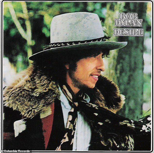 Co-writer: Levy - who died in 2004 - co-wrote seven of the nine songs on Dylan's 1976 album Desire
