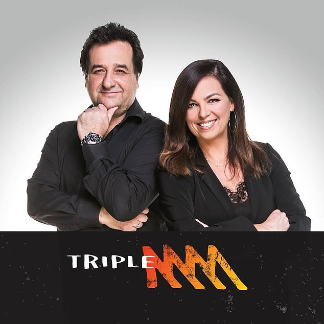 Close call: As Mumbrella reports, the announcement comes just before the pair were due to return to air on Monday January 18, after the radio break