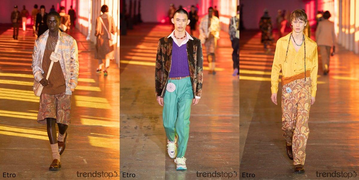 Highlights: Milan fashion week men's AW21