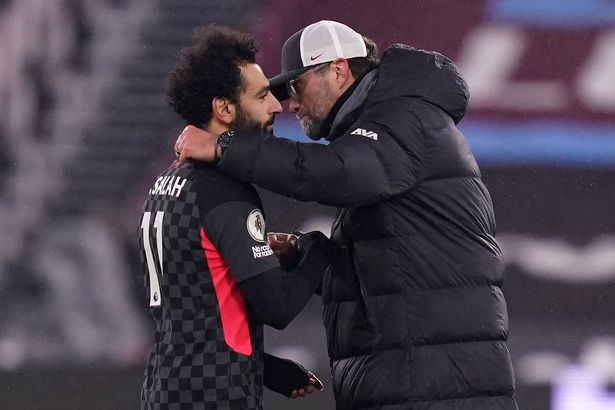 Klopp hopes Salah will stay at Anfield for many years to come
