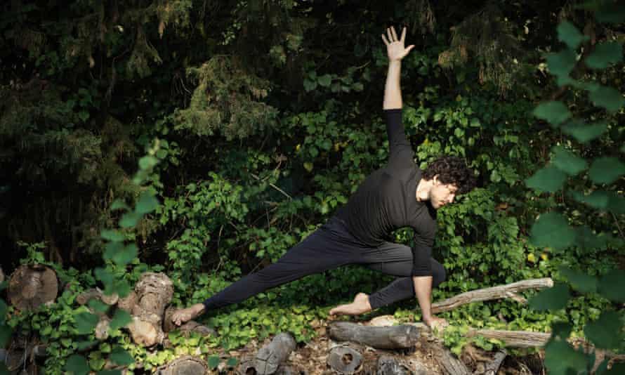 Reclaim Your Self Woodland retreat teacher Adam Husler