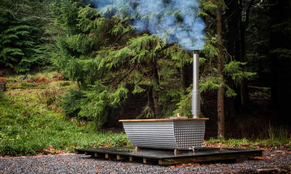 OUTDOOR bath Glen Dye