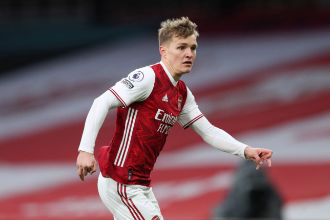 Odegaard has looked bright so far at the Emirates